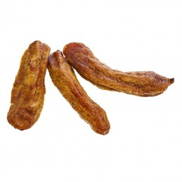 BANANA FINGERS, DRIED