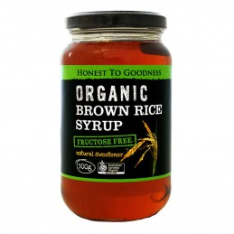 BROWN RICE SYRUP, 500G