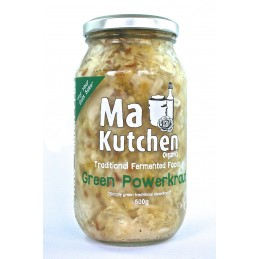 SAUERKRAUT 500G GREEN POWER