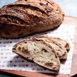 LUXE, FIG & RAISIN SOURDOUGH