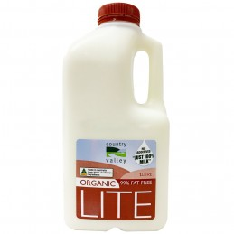 MILK, COUNTRY VALLEY LITE, 1L