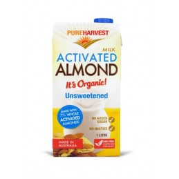 ALMOND MILK, UNSWEETENED