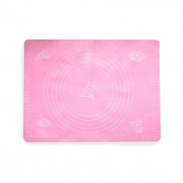 SILICON BAKING MAT, PINK