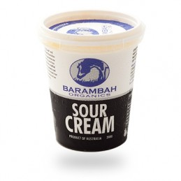 SOUR CREAM, BARAMBAH 200ML